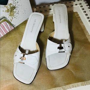 Liz Claiborne White Shoes